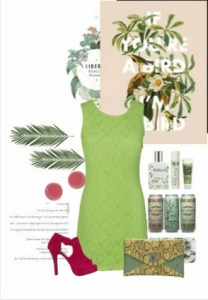 green dress limeroad - our monsoon pick