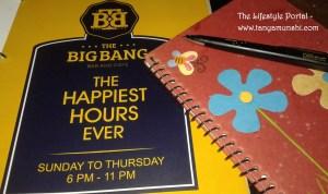 The Big Bang Bar & Café – Bandra