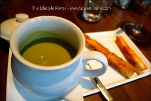 Soup of the Day - Broccoli Soup