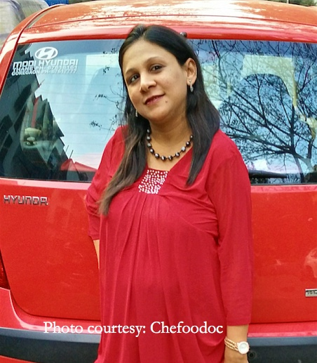Dr Deepali Shah - The Home Chef at Chefoodoc