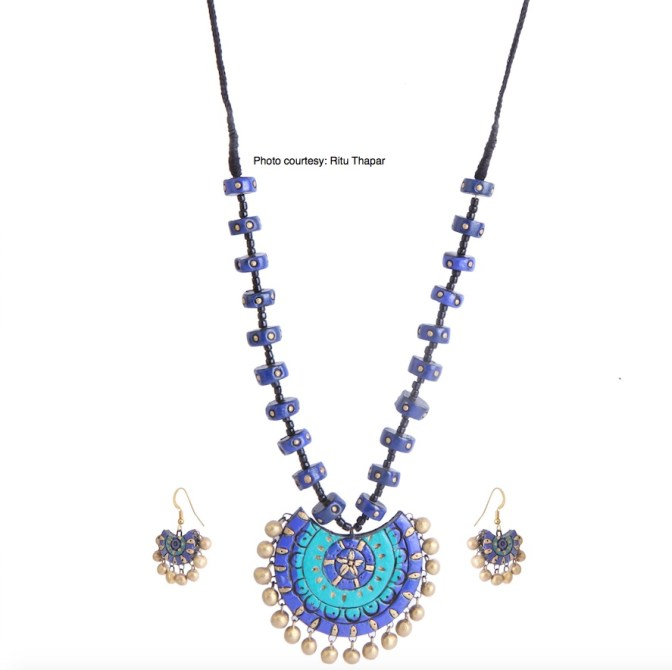 Add a touch of charm with Madhulika - handcrafted by Ritu Thapar