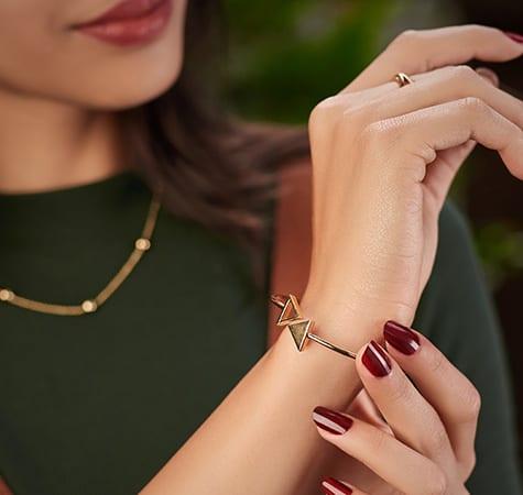 Top 6 Trendy Gold Jewellery this Wedding Season