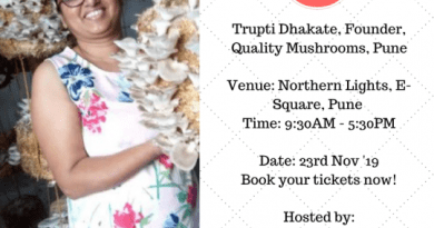 Trupti Dhakate, Founder, Quality Mushrooms