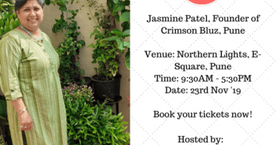 Jasmine Shah, Founder, Crimson Bluz