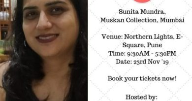 Sunita Mundra, Founder, Muskan Collection