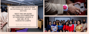 Welcome to The Lifestyle portal's 2nd Entrepreneurs' meetup - Pune Edition (Nov 2019)