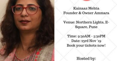 Kainaaz Mehta, Founder & Owner Amaara