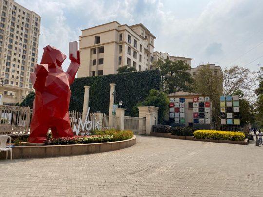 Image 3-The Walk- An open air shopping mall