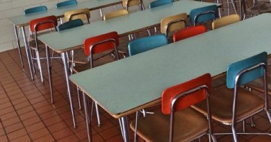 Empty school cafeterias, something to be missed by school children. Photo credit: Wokandapix