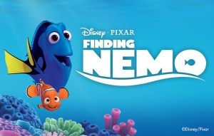 Finding Nemo. Photo source: disguise.com/