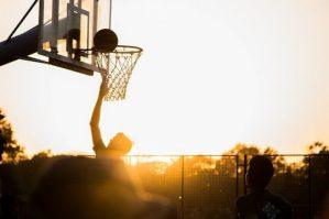 Why I love playing Basketball. Image by Varun Kulkarni from Pixabay