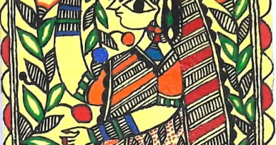 Indian Art form: Madhubani