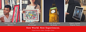 Catterfly's Digital Art Based Travel Experiences