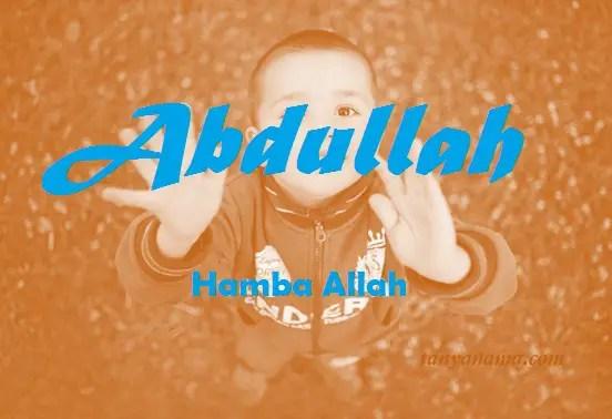 arti nama Abdullah