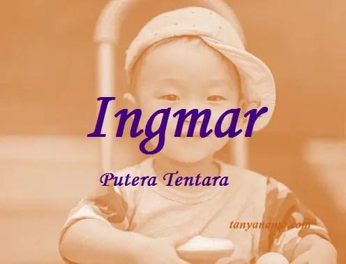 arti nama Ingmar