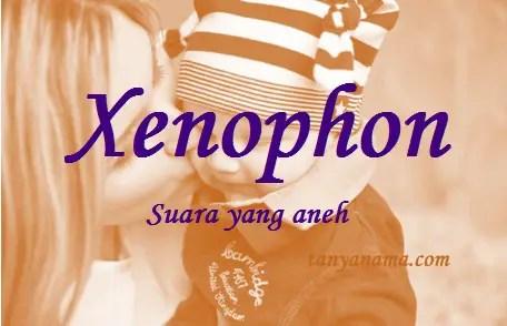 arti nama xenophon