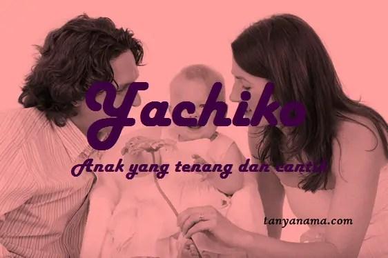 arti nama yachiko