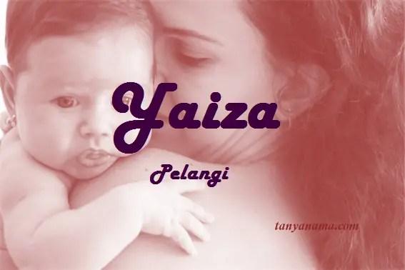 arti nama yaiza