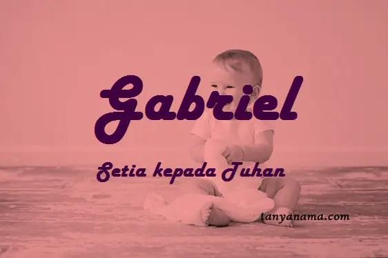 arti nama Gabriel