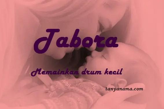arti nama Tabora
