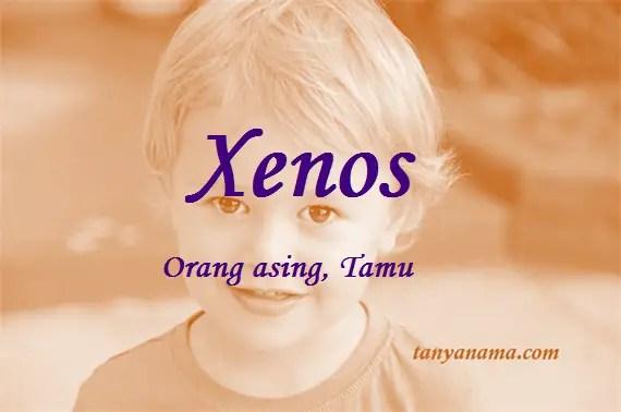 arti nama Xenos