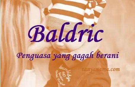 arti nama Baldric
