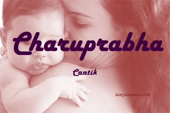 arti nama Charuprabha