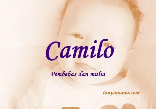 arti nama Camilo