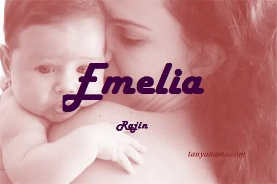 arti nama Emelia