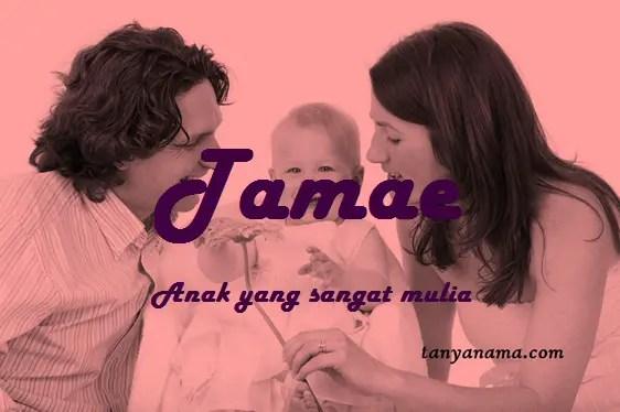 arti nama Tamae