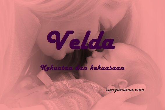 arti nama Velda