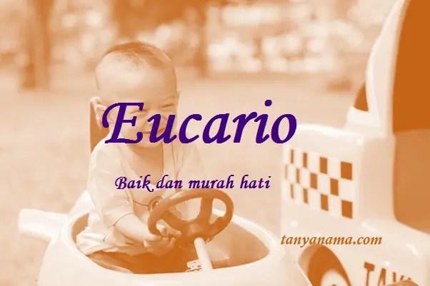 arti nama Eucario