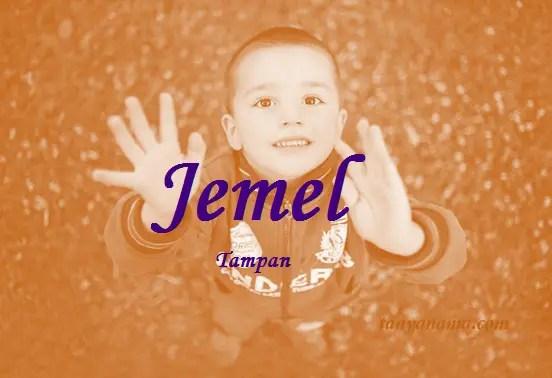 arti nama Jemel