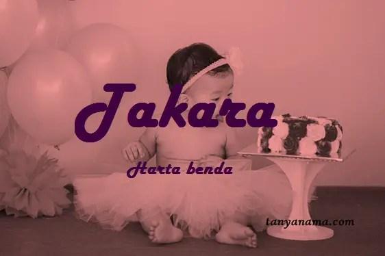 arti nama Takara