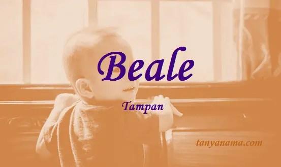 arti nama Beale