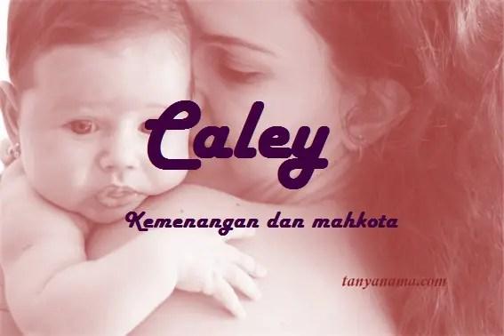 arti nama Caley