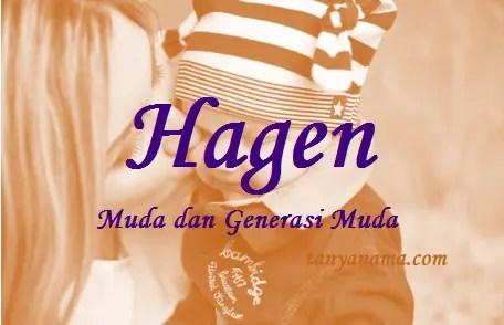 arti nama Hagen
