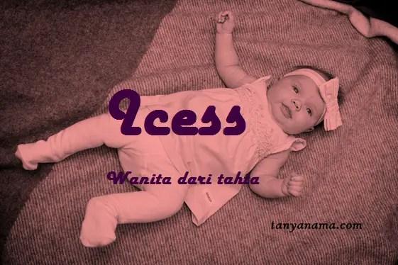 arti nama Icess
