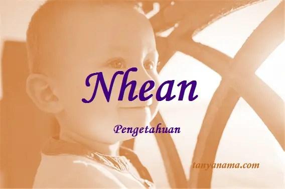 arti nama Nhean