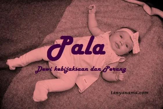 arti nama Pala