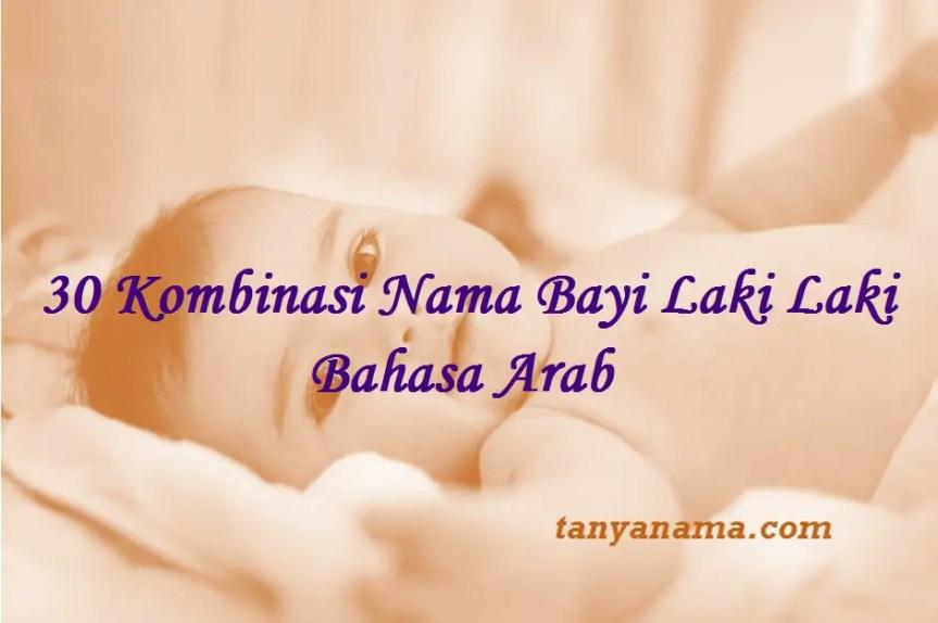 Nama Bayi Laki Laki Bahasa Arab