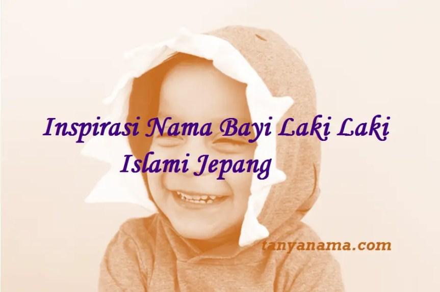 Nama Bayi Laki Laki Islami Jepang