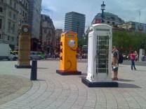 Trafalgar Square ArtBoxes