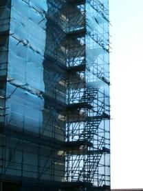 Tower block renovations