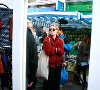 Broadway Market, Hackney 2011