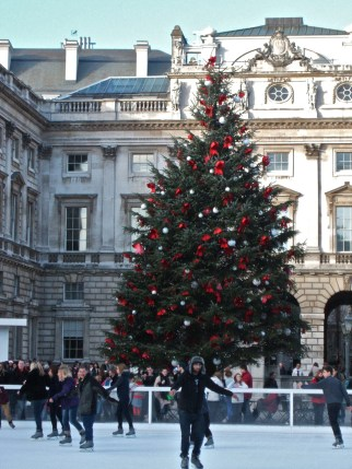 Somerset House, Aldwych London