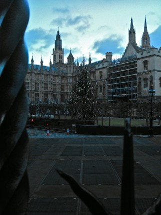 The Houses of Parliament, Westminster, London