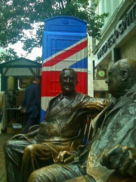 Union Jack 2012 by Sir Peter Blake