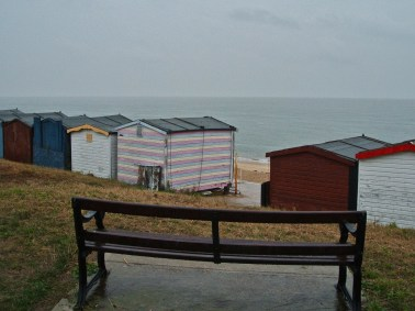 Beach Huts at Walton-on-the Naze