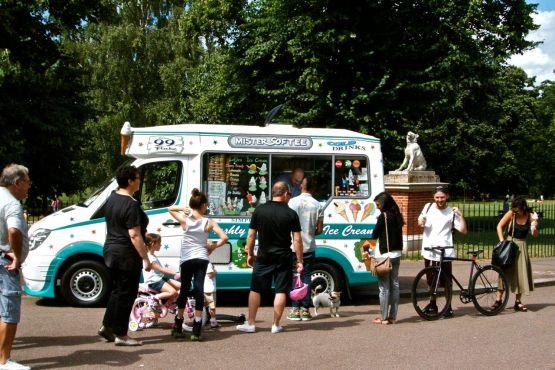 Victoria Park, Hackney 2013